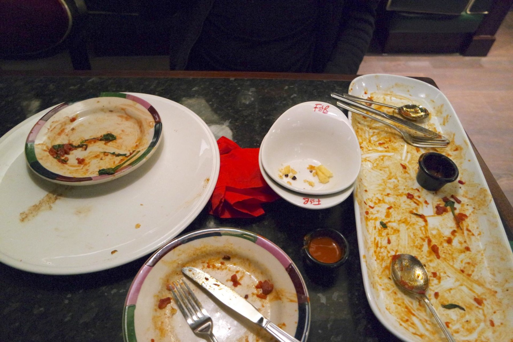 Frankie and Bennys Family Feast