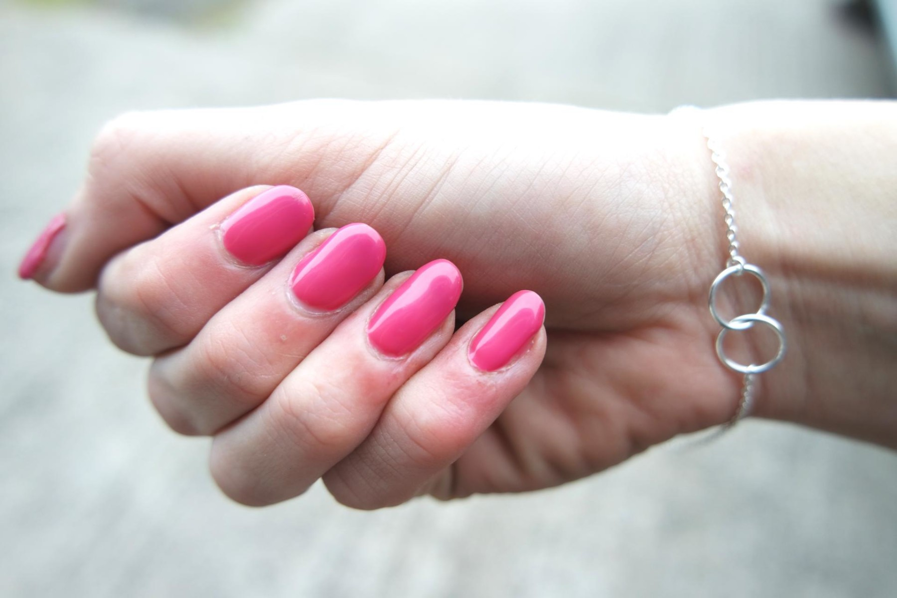 SensatioNail Pink Daisy