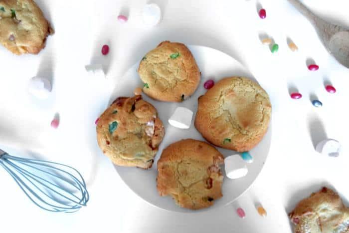 Jelly Bean Cookies