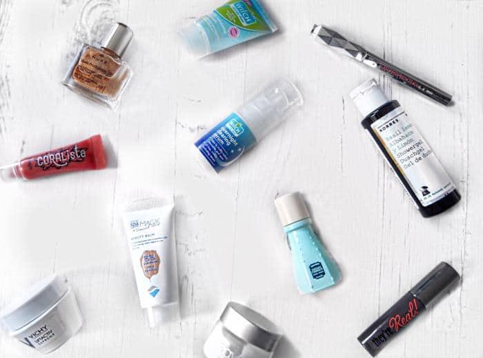 Skincare and Makeup Samples