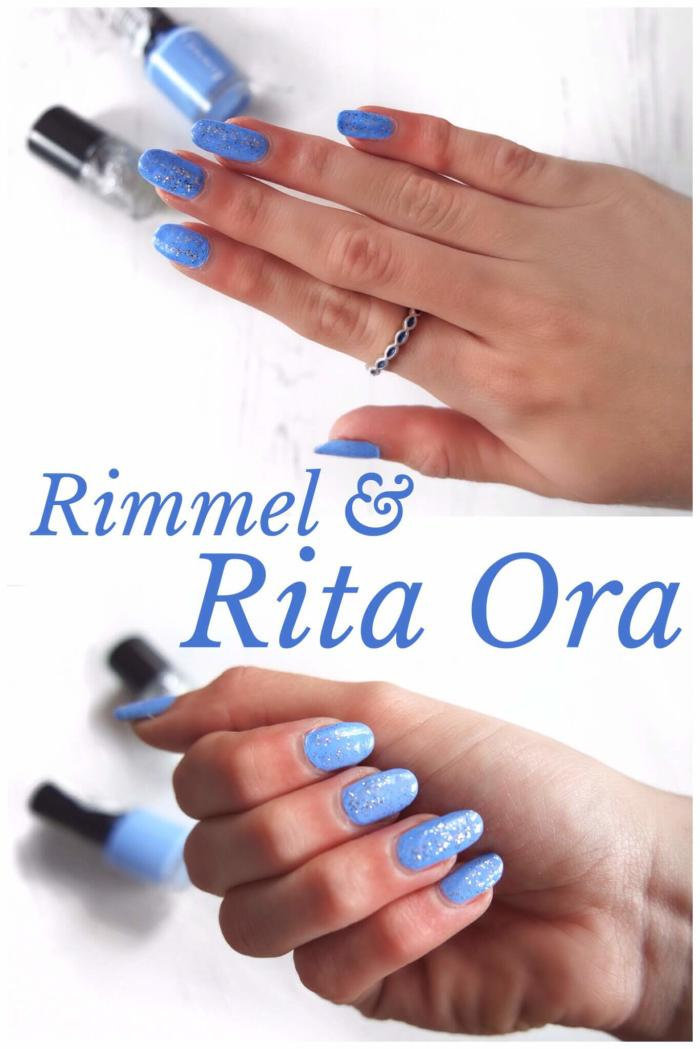 Rimmel Rita Ora Collection, Bestival Blue. A perfect colour for all seasons.