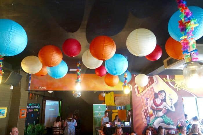 Island Bar Birmingham #BloggerTikiParty