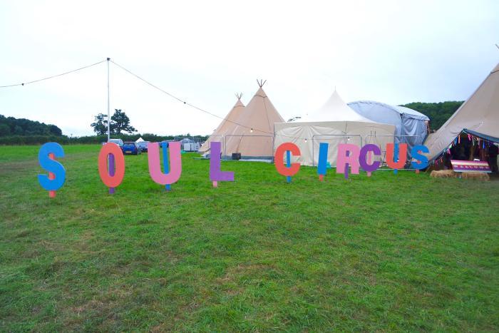 Soul Circus Yoga Festival 2016