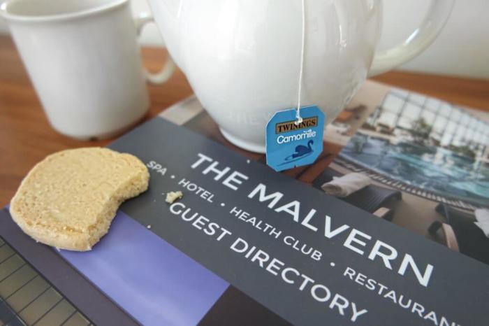 A Stay at The Malvern Spa, Worcestershire