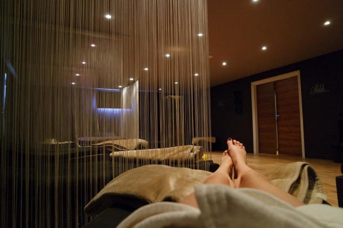 The Malvern Spa, Worcestershire Relaxation Room