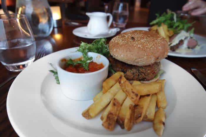 The Malvern Spa, Worcestershire A La Carte Restaurant