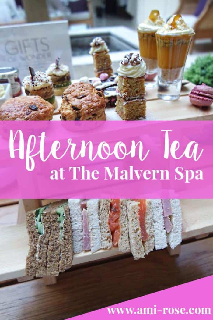 Afternoon Tea at the Malvern Spa in Worcestershire. From £14.95 to include Sandwiches, Cakes and Cream Tea. A gorgeous selection at a gorgeous location. Why not make use of the award winning facilities including the Kilo Sauna. The first of it's kind in the UK.