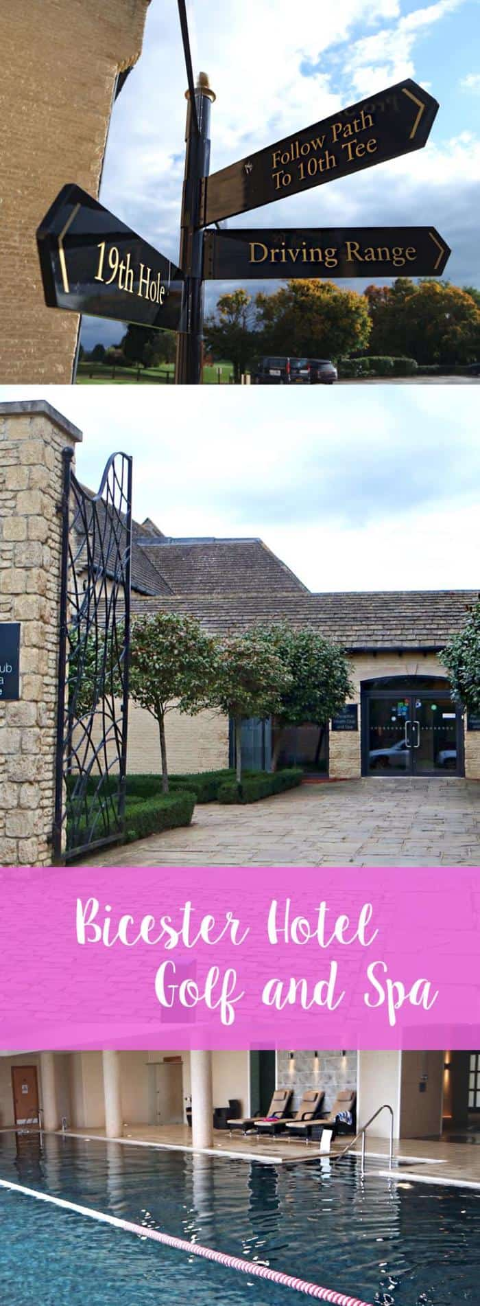 A Spa Day at Bicester Hotel Golf and Spa, Oxfordshire