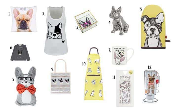 French Bulldog Gifts. Gifts For Frenchie Enthusiasts. Constantly updated.