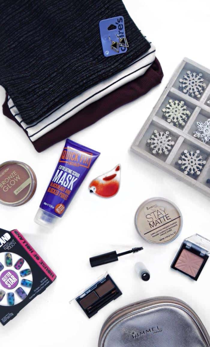 New Products feat. Rimmel Santa Rose Blush