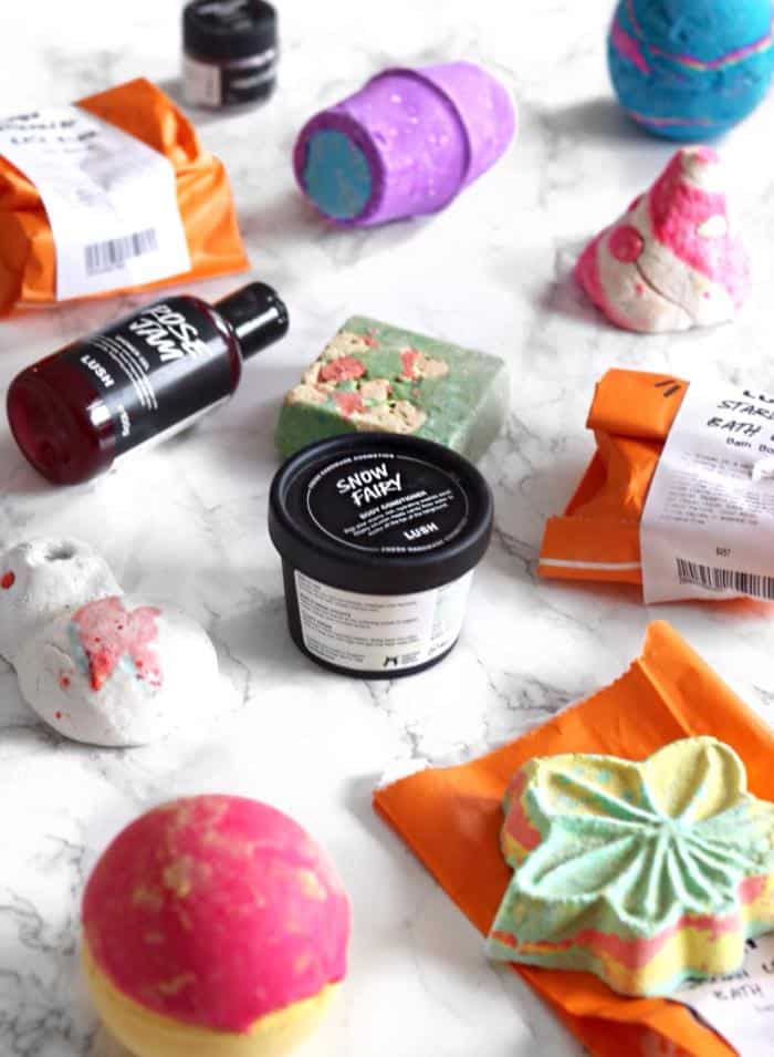 LUSH Christmas Sale Picks. 50% off LUSH!