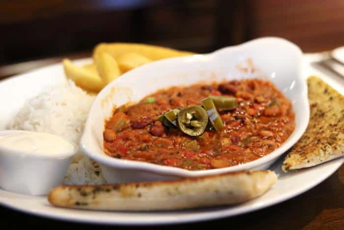 redwood-farm-cribbs-causeway-bristol-smoky-bean-chilli-vegetarian