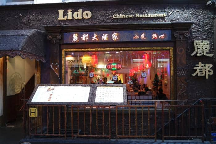 Things To Do In London - Chinatown Buffet Restaurants
