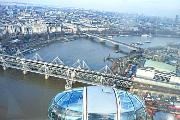 Things To Do In London - London Eye