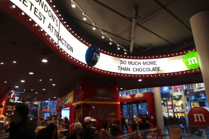 Things To Do In London - M&M World