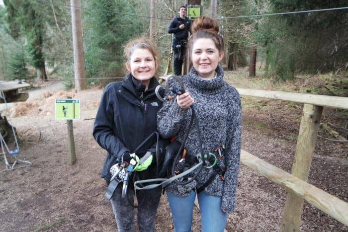 Go Ape Forest Of Dean LighterLife Fast