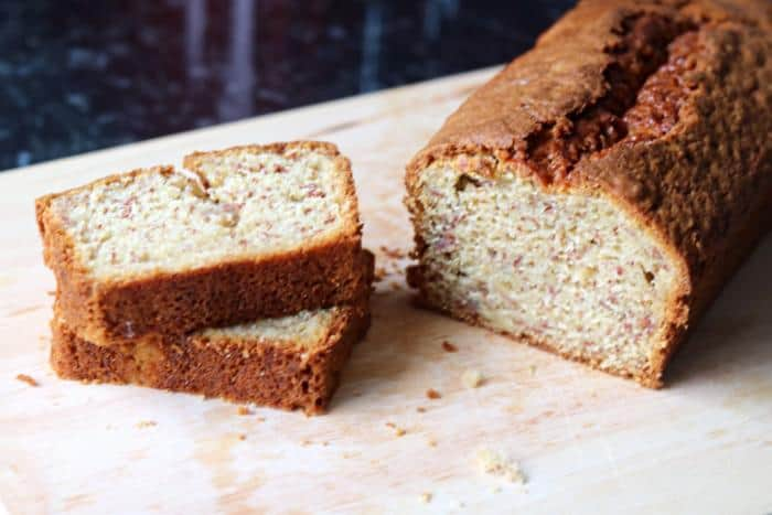 Easy, All In One, Banana Loaf Recipe