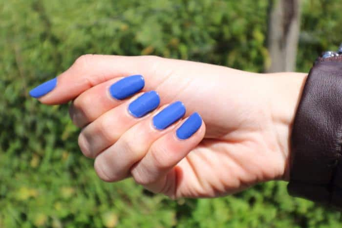 Collection Boo Blue 7 Day Wear Nail Polish