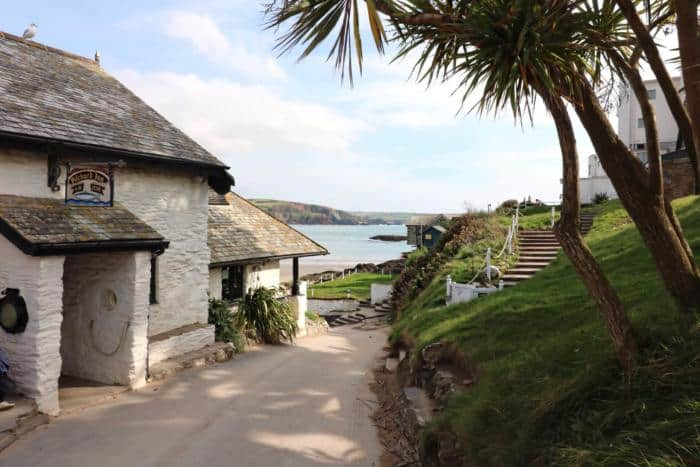 Burgh Island - Ayr Holiday Park - The Ultimate Camping Trip Around Devon and Cornwall
