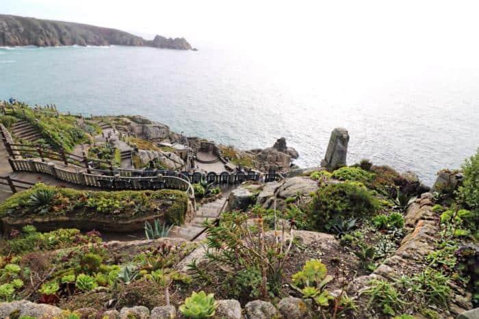 Minack Theatre - The Ultimate Camping Trip Around Devon and Cornwall