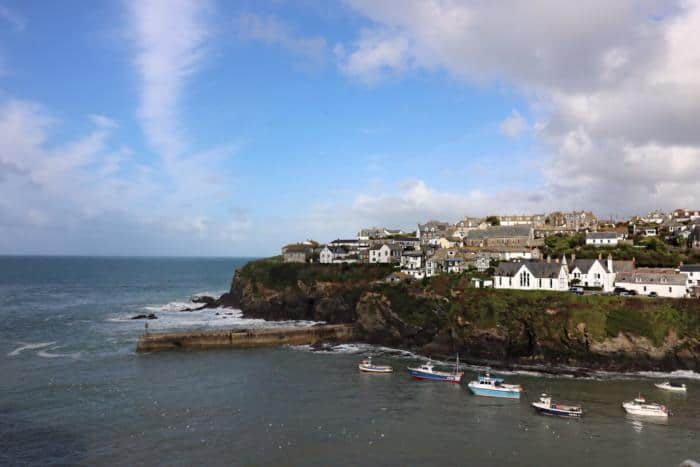 Port Isacc - The Ultimate Camping Trip Around Devon and Cornwall