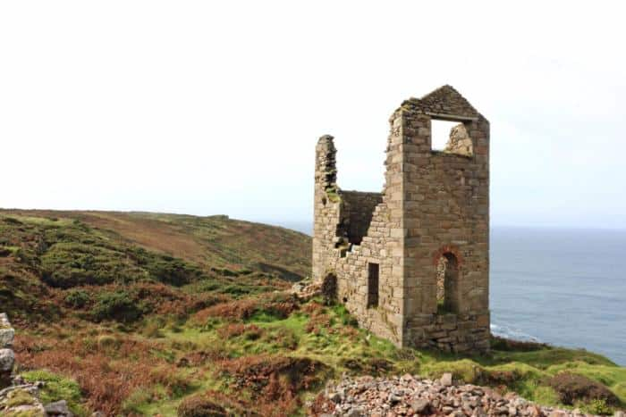 St Just and Bottalack Mines - The Ultimate Camping Trip Around Devon and Cornwall