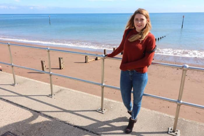 Teignmouth Seafront - Ayr Holiday Park - The Ultimate Camping Trip Around Devon and Cornwall