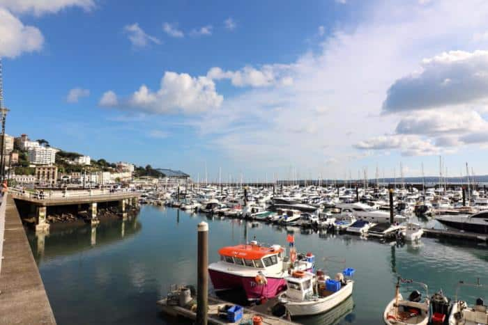 Torquay Harbour - Ayr Holiday Park - The Ultimate Camping Trip Around Devon and Cornwall