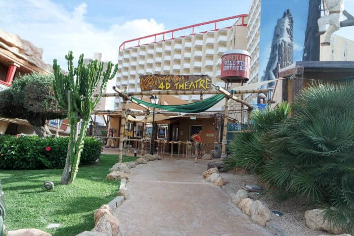 Things To Do In Majorca 4D Cinema