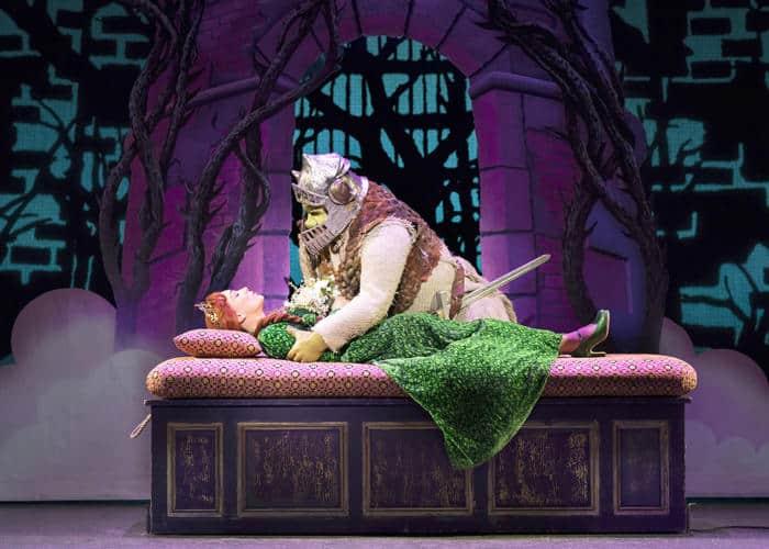 Shrek the Musical Bristol Hippodrome