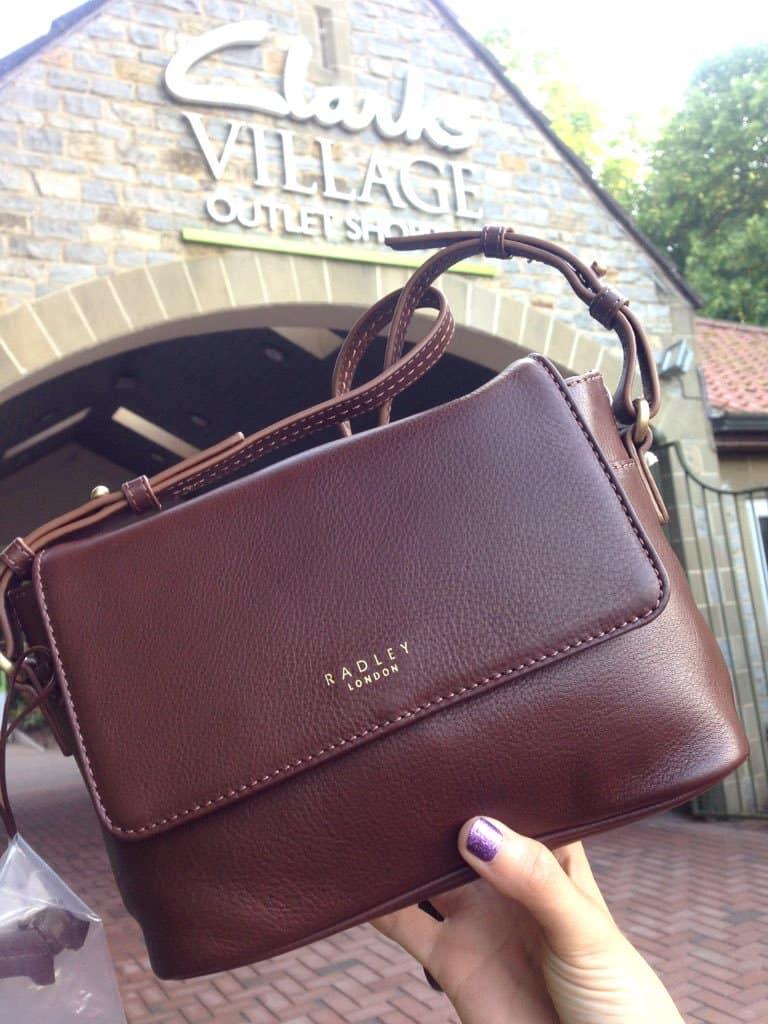 Clarks Village Haul Radley Handbag