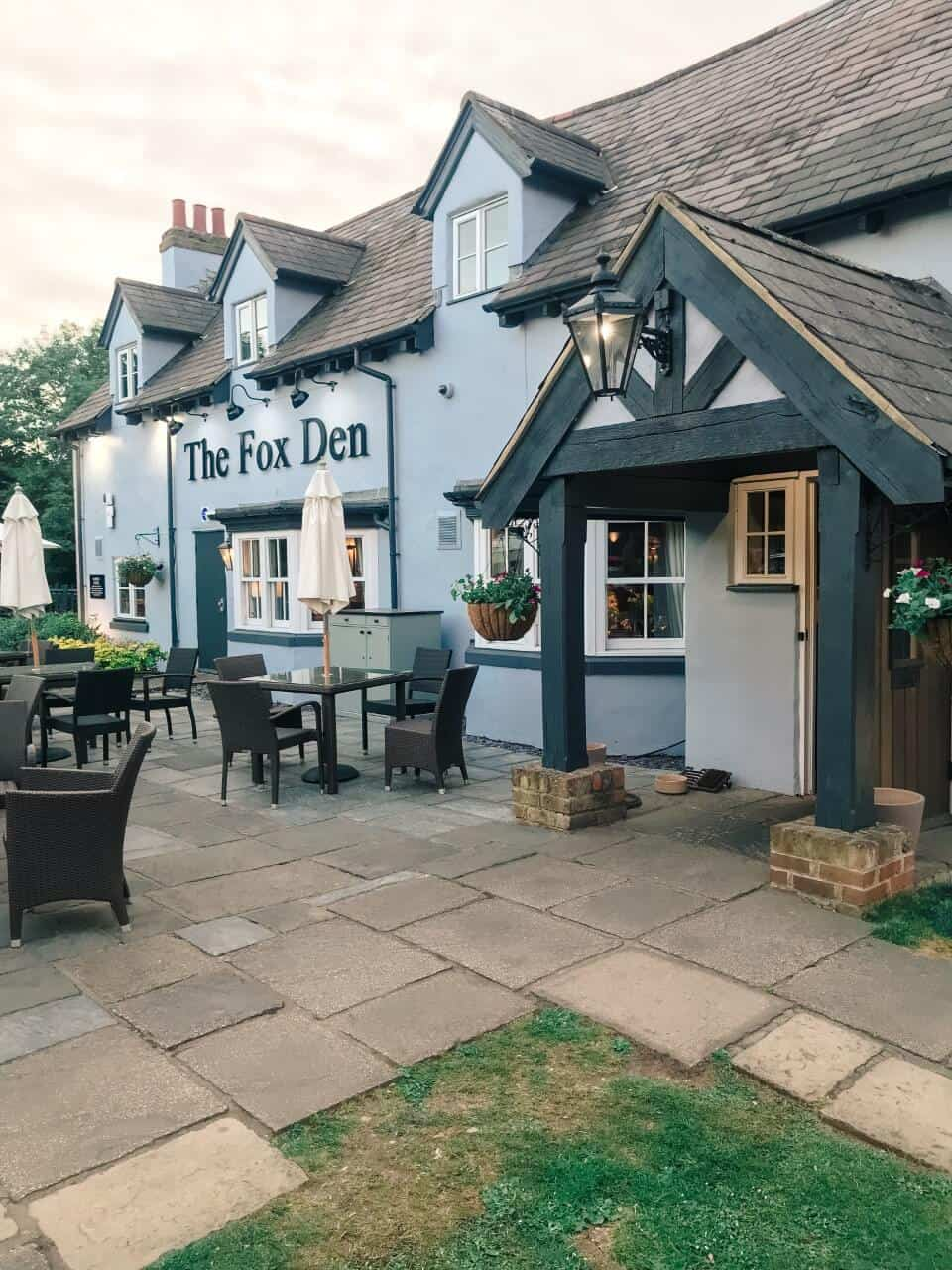 The Fox Den Stoke Gifford