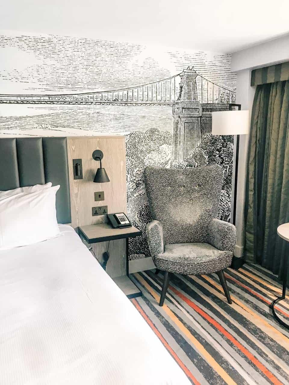 Cadbury House Hotel King Deluxe Room