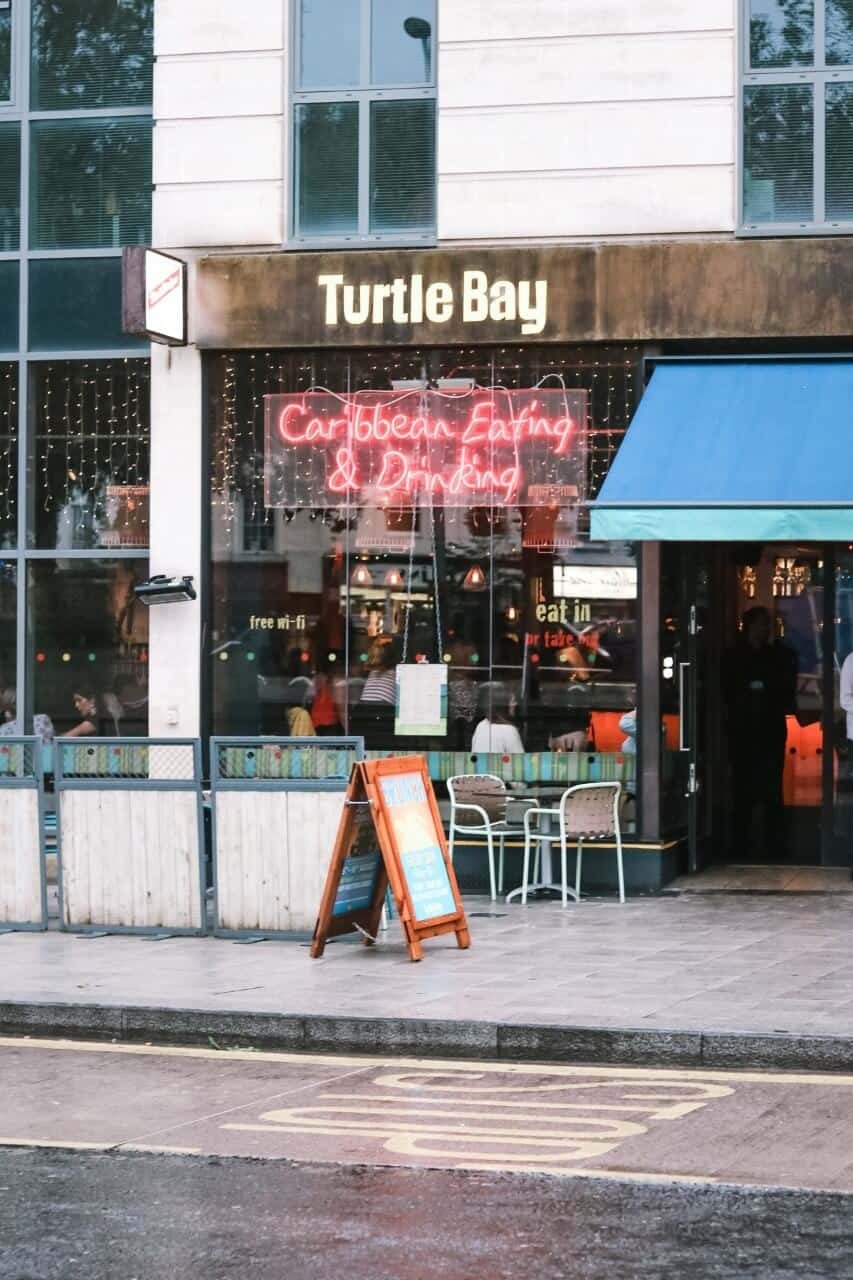 Turtle Bay Bristol