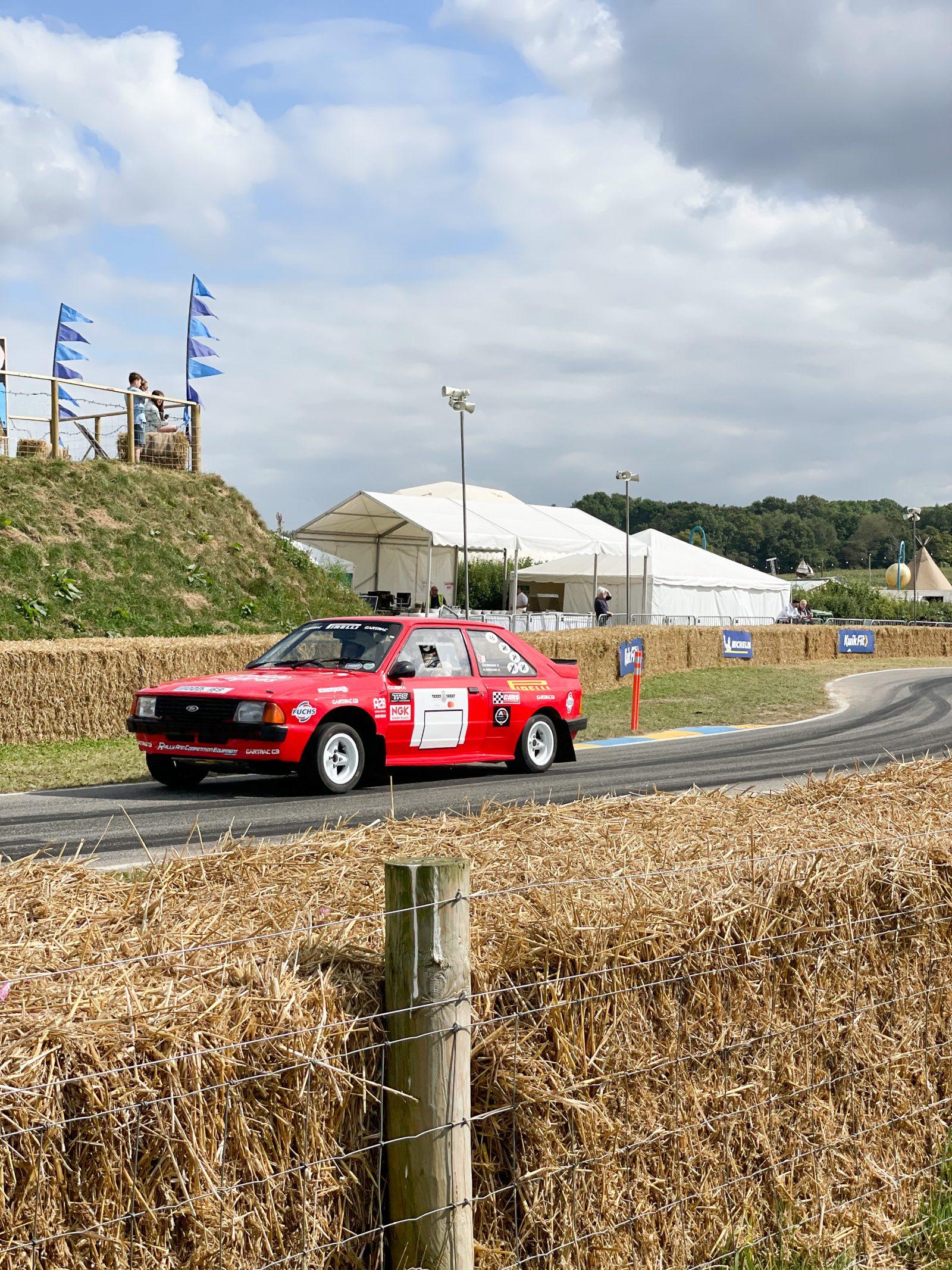 Drift Car at Carfest South
