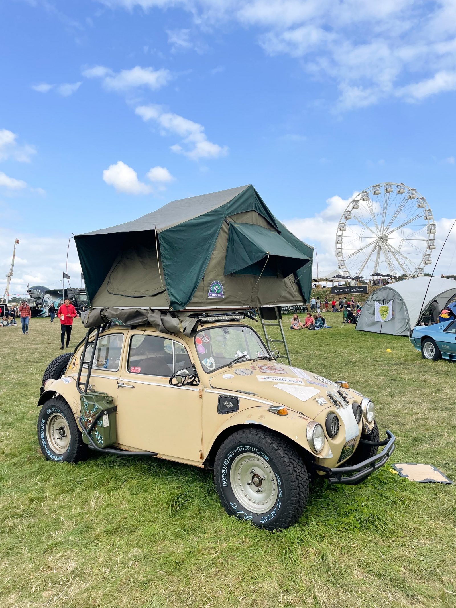 Volkswagen Beetle at CarFest South